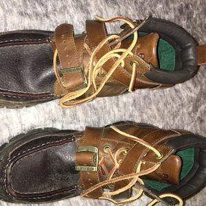 Ralph Lauren Boots (8) men's